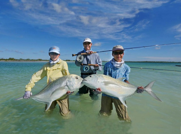 Fishabout fishing outfitter for australia christmas for Christmas island fishing