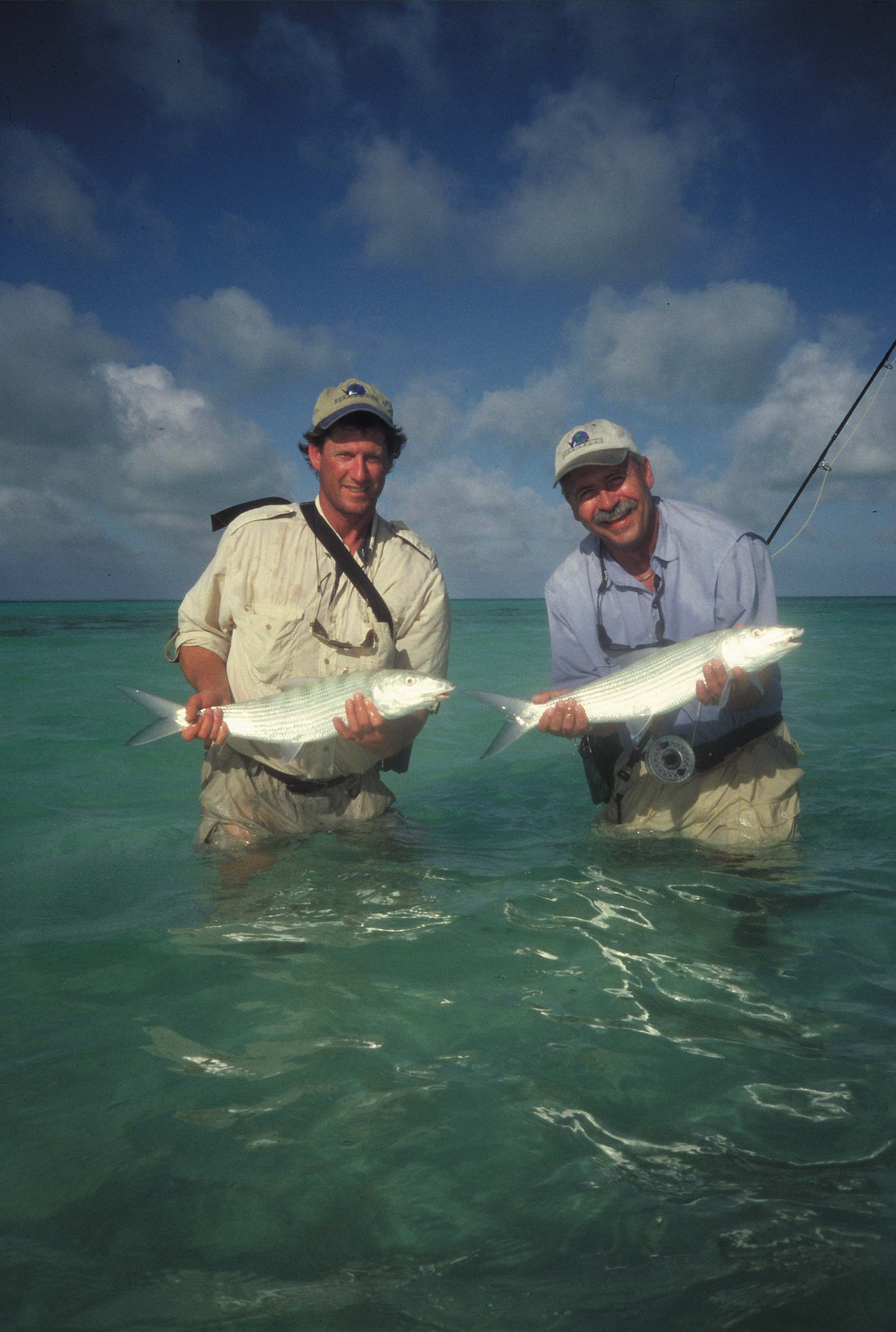 Christmas island fishing trip testimonials fishabout for Fishing vacation packages