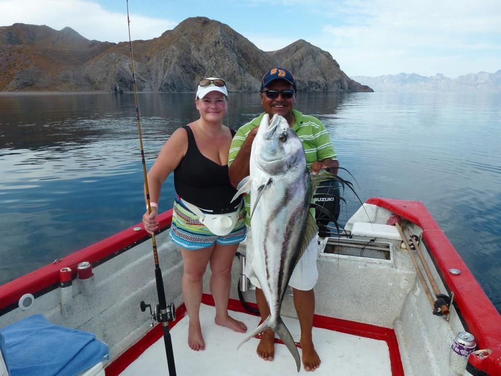 hotel oasis loreto baja mexico fishabout fishing