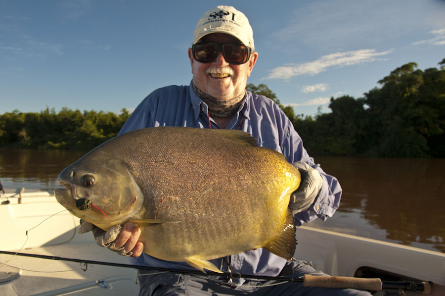 Alto parana argentina fishabout fishing outfitters for Parana the fish