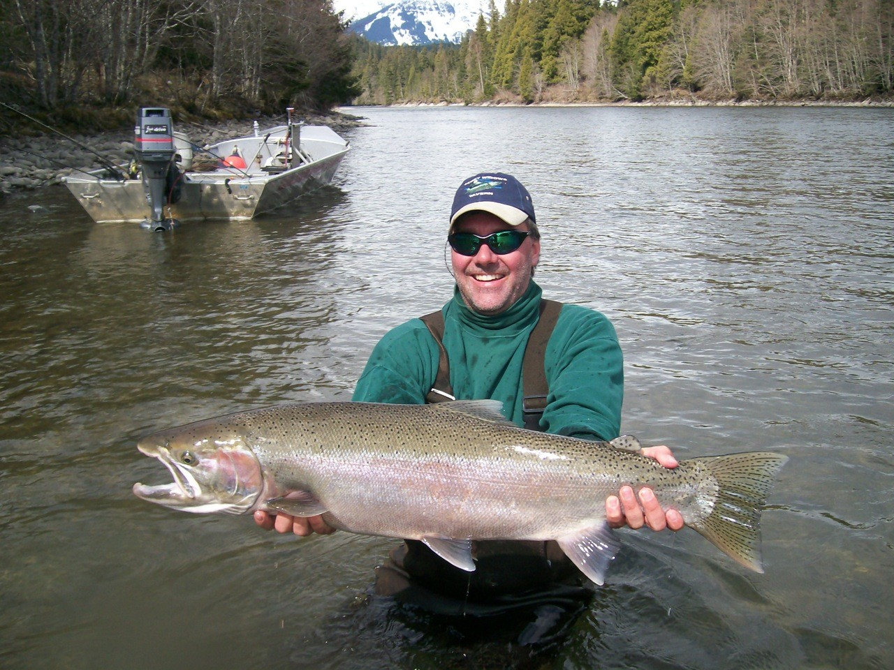 Skeena wilderness guides fishabout fishing outfitters for Steelhead fishing tips